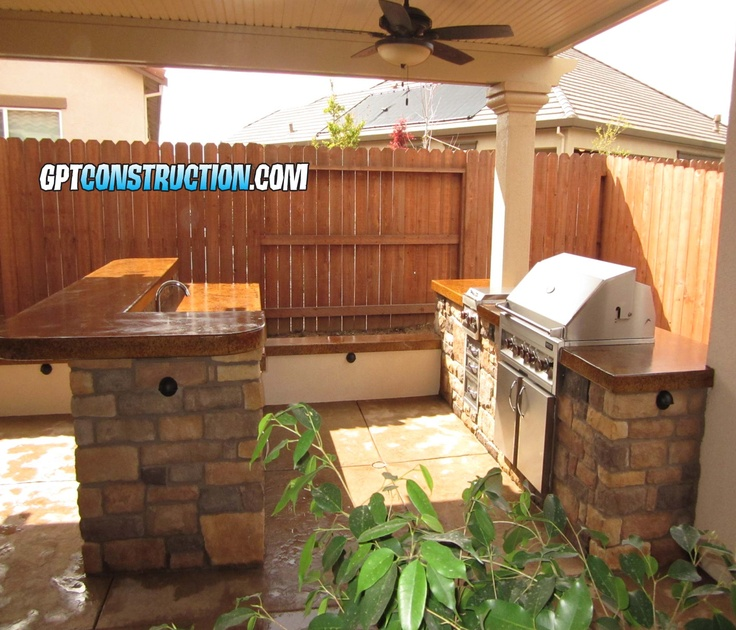 New Orleans Outdoor Kitchens Contractor: 1000+ Images About Outdoor Kitchens On Pinterest