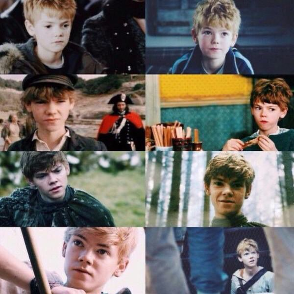 Thomas Brodie-Sangster's roles | Love Actually - Sam | Nanny McPhee | Game of Thrones - Jojen Reed | The Maze Runner - Newt