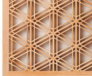 Wooden Screen ART PARTITION