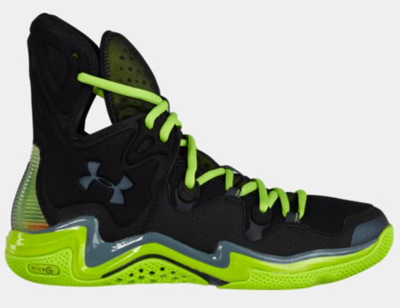 Under Armour Men's Micro G Charge Volt Basketball Shoes # ...