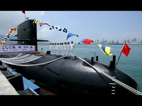 Chinese Navy Gets New Nuclear Submarine