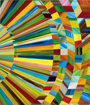 Contemporary Geometric Art - Roy Yariv