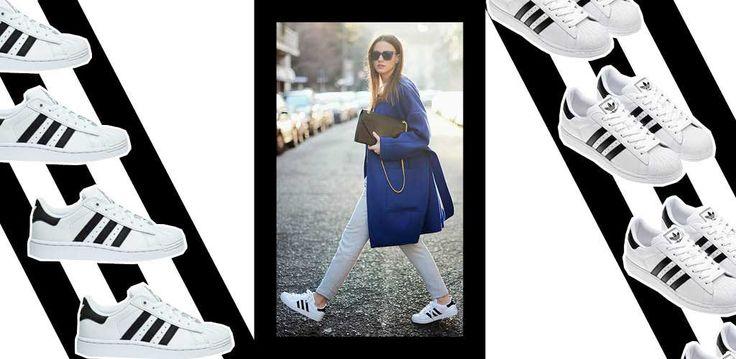 Temat Moda Trendy Styl Uroda Lifestyle Adidas Super Adidas Superstar Trendy