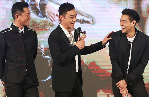 """Louis Koo, Sean Lau, and Eddie Peng star in director Benny Chan's """"Call of Heroes"""", which is set in the Warlord Era."""