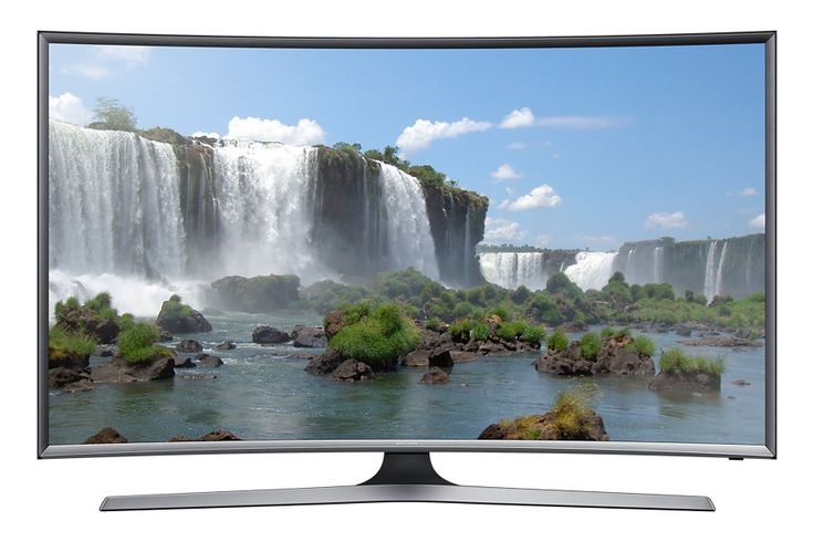"Samsung te introduce al nuevo mundo de la visualización envolvente Smart tv Curvo Samsung 48"" Full HD $1.990.000"