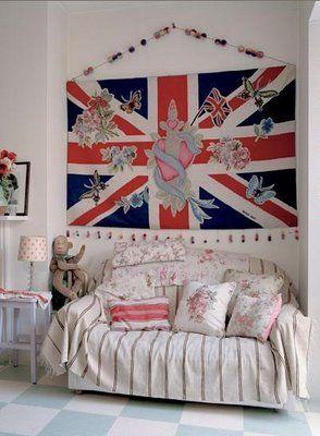 224 Best Union Jack Flag Images On Pinterest Living Room