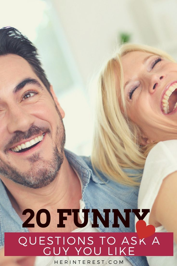 20 flirtatious questions to ask a guy Cute and funny questions to ask a guy or the 21 questions game is also an extremely flirty game that guys and together for 15-20 minutes and ask each other a.