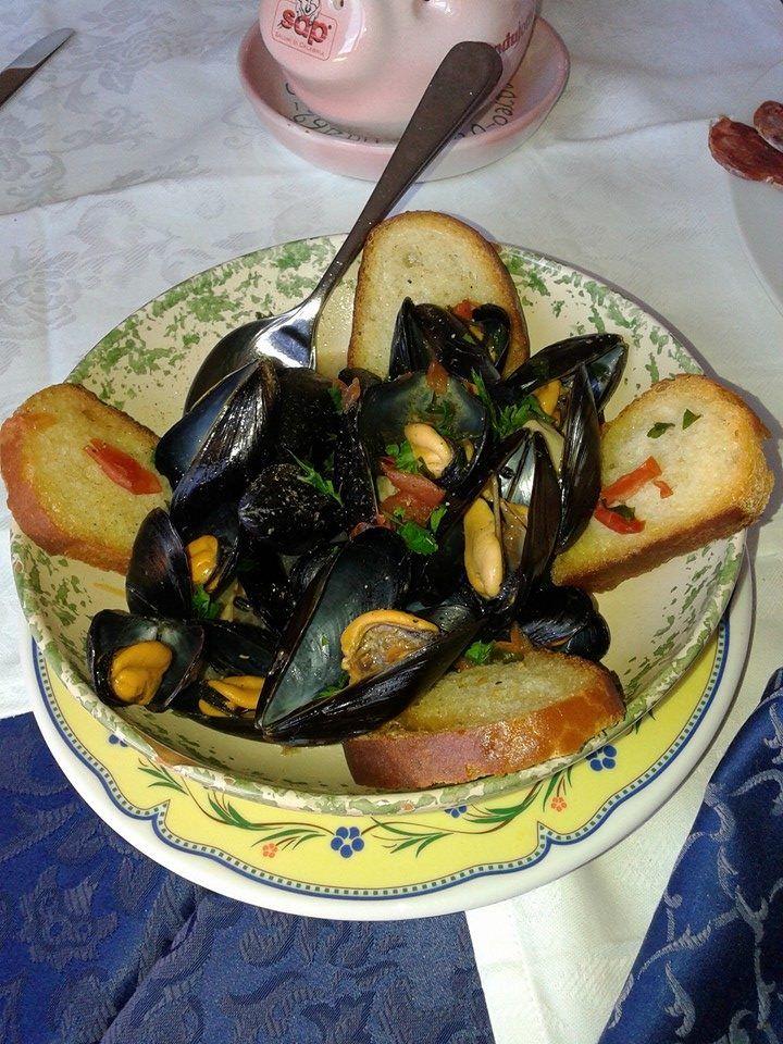 Pepata di cozze #food #foodporn #dominasalento #salento #puglia #italy