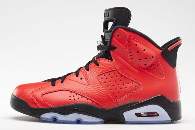 Air Jordan VI Infrared 23