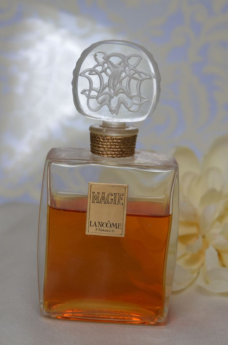 vintage perfumes | Perfume Magie | Decanted Rare French Perfume Sample | Vintage Perfume ...