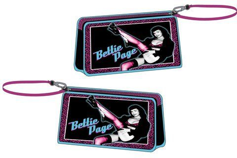 Bettie Page Playboy Pin Up Makeup Bag Bettie Page. $12.95