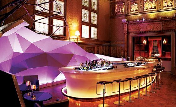 wild restaurant design