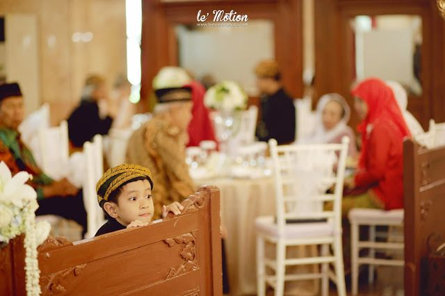 Le Motion Photo: Tissa & Miftah Wedding (Pernikahan adat Jawa)