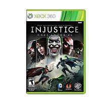 Xbox 360 - Injustice Gods Among Us
