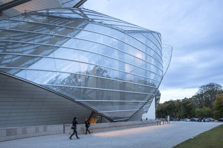 Gallery of Frank Gehry's Fondation Louis Vuitton / Images by Danica O. Kus - 6