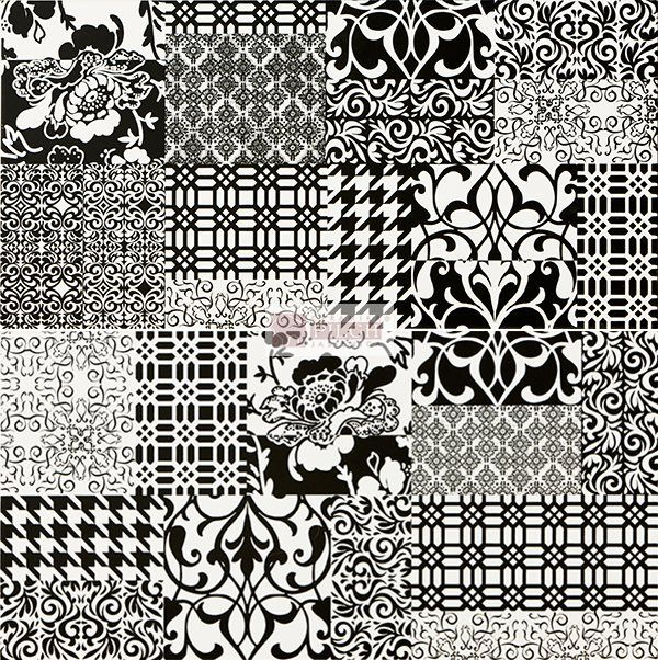 INEZ - decor from collection Ceramika Pilch