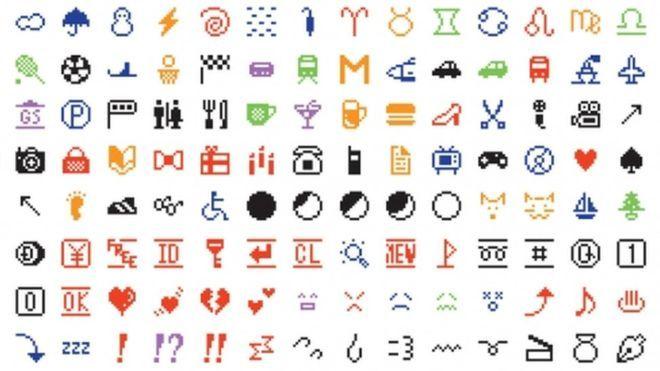 Emoji translator wanted - London firm seeks specialist.Original emojis donated to Museum of Modern Art in New York.   - BBC News