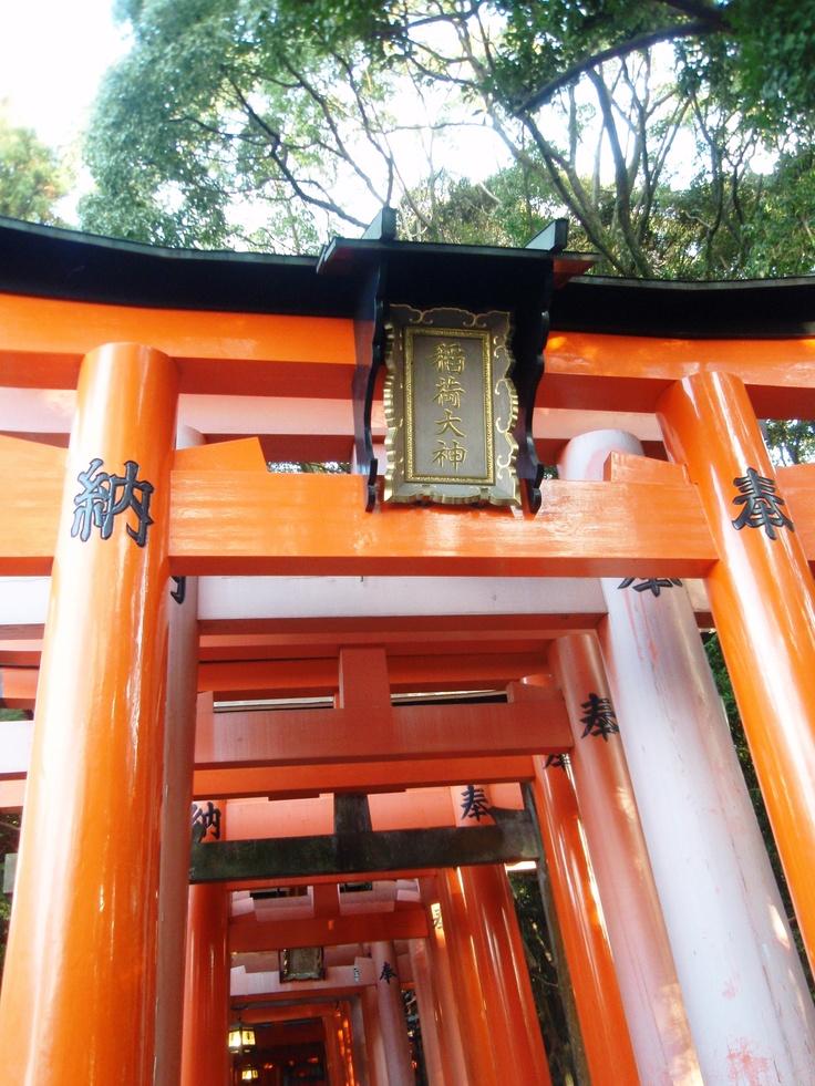 Fushimi Inari-taisha @ Kyoto