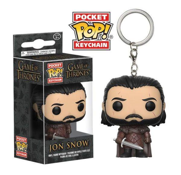 Pop Keychain: GOT - Jon Snow