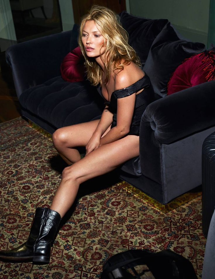 Late Moss, Vogue Paris, October 2015.