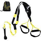 Suspension Trainer Originale, LIHAO Suspension Strap Workout Home Attrezzo per Fitness, Unisex adulto: Amazon.it: Fai da te