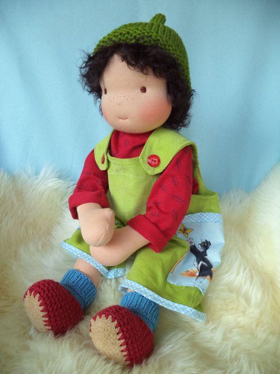 MAX - 19 inch doll boy
