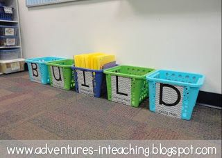 Adventures in Teaching: BUILD