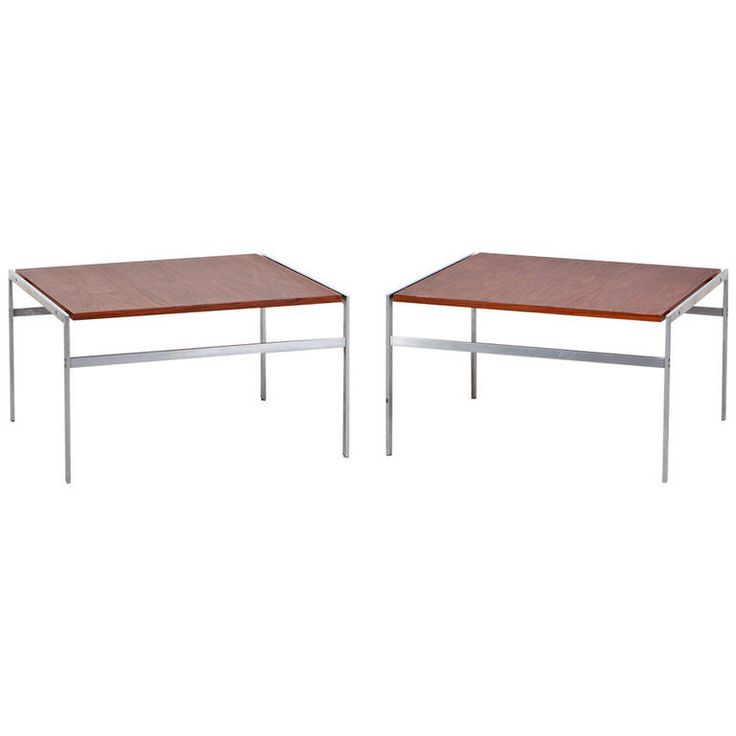 Fabricius & Kastholm Coffee tables model bo-550 by bo-ex furniture. http://www.bo-ex.dk/project/bo-550/
