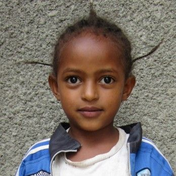This is Bemnet, a nine year old girl who lives in Addis Ababa. She's in need of a sponsor! Maybe you?! $34 a month, through Children's Hope Chest. My husband and I personally travel there each year to spend time with the kids. You can too, actually. Come meet her. Comment if you're interested in sponsoring her (or one of the other 13 unsponsored kiddos).