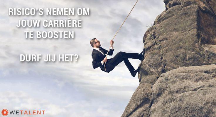 Mensen zijn van nature geneigd om risico's te mijden. Maar is het nemen van een grote stap wel zo risicovol als we denken?
