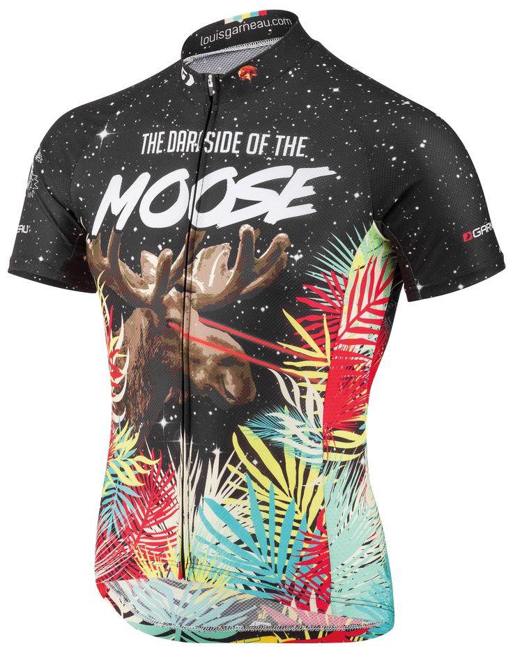 Dark Side of the Moose #garneaucustom #kitspiration