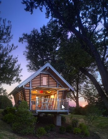 Rustic Cabin Kit