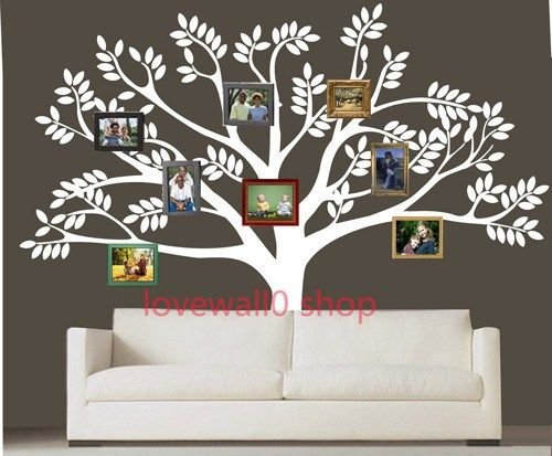 1000 ideas about tree wall decals on pinterest tree. Black Bedroom Furniture Sets. Home Design Ideas