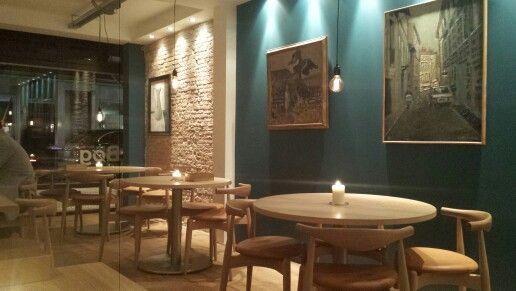 Bøg New Nordic restaurant in Den Haag