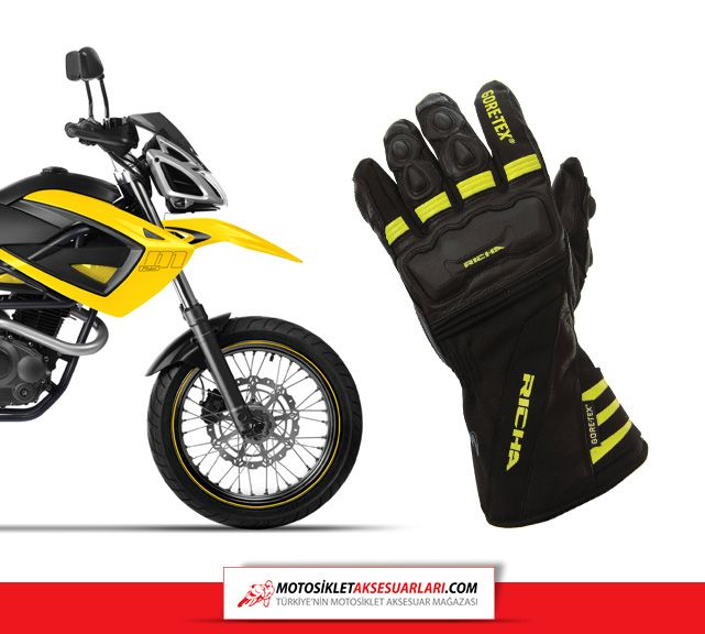 Richa Kışlık Motosiklet Eldiveni - Cold Protect Goretex Siyah Sarı  http://www.motosikletaksesuarlari.com/Richa-Kislik-Motosiklet-Eldiveni-Cold-Protect-Goretex-Siyah-Sari_25245.html