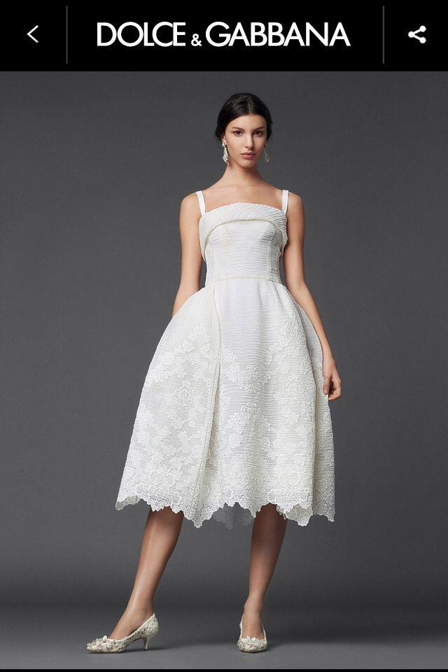 Wedding dress dolce gabbana wedding dresses pinterest for Dolce and gabbana wedding dresses