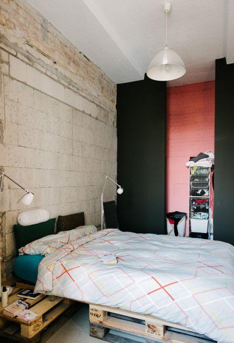 les 106 meilleures images du tableau ma chambre cosy parfaite indus hipster sur pinterest. Black Bedroom Furniture Sets. Home Design Ideas