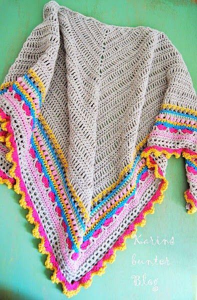 Colorido el blog de Karin: diversión Crochet ....