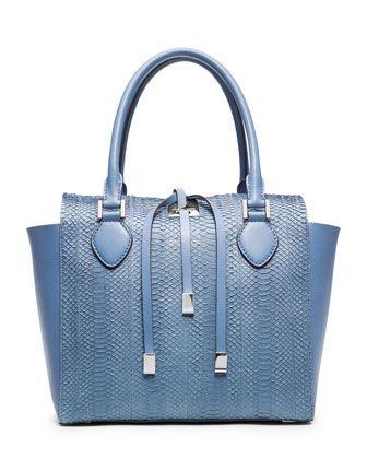 Bold looks Designer Handbag - Miranda Novelty Tote by Michael Kors at Neiman Marcus.