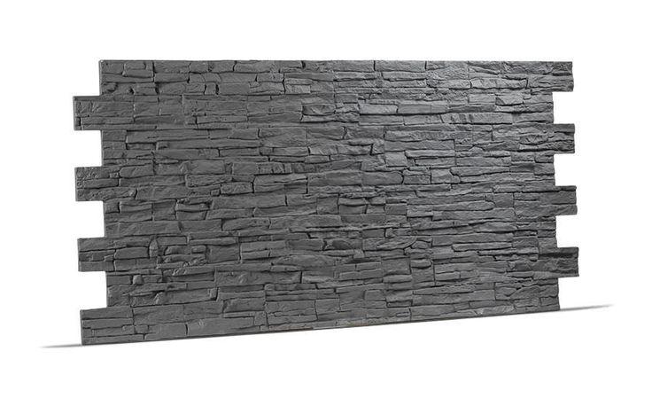 les 25 meilleures id es de la cat gorie parement pierre. Black Bedroom Furniture Sets. Home Design Ideas