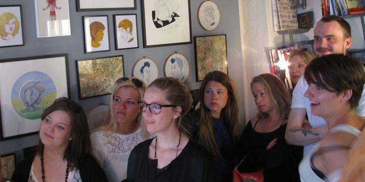 2012_05_fernisering CMYKkld Anders Brønserud Thomas Engelbrecht Mikkelsen Magnus Værness Ole Comoll Christensen Margreta Á Rógvu Jóhannusardót