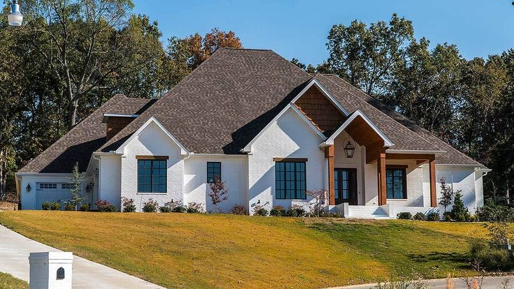 4 Bed Southern Home Plan with Rustic Elegance - 70528MK | Architectural Designs - House Plans