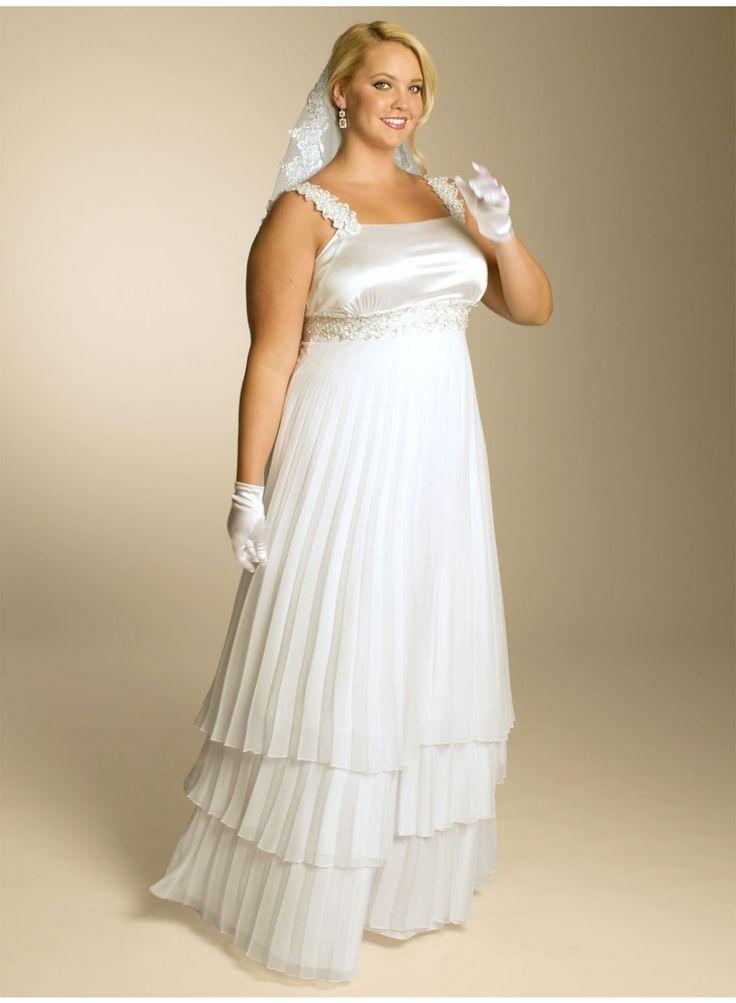 78 best Plus Size Vow Renewal Dresses images on Pinterest