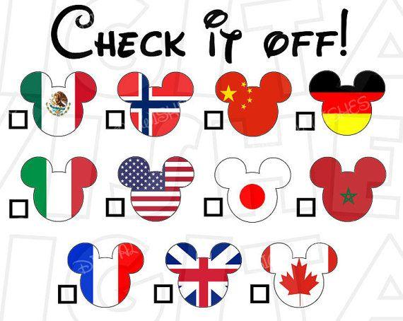 disney showcase flag pin sets - Google Search