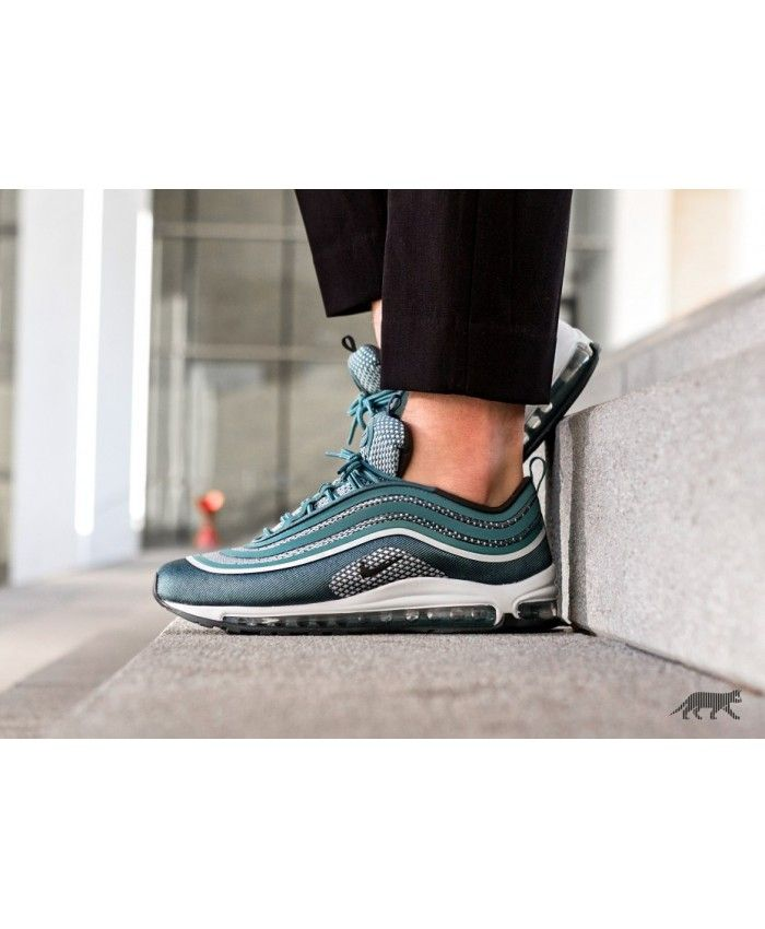 Nike Air Max 97 Ultra 17 Iced Jade Anthracite Pure Platinum