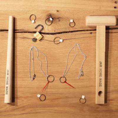 2人で作る手作り指輪キット名もなき指輪に新モデル登場