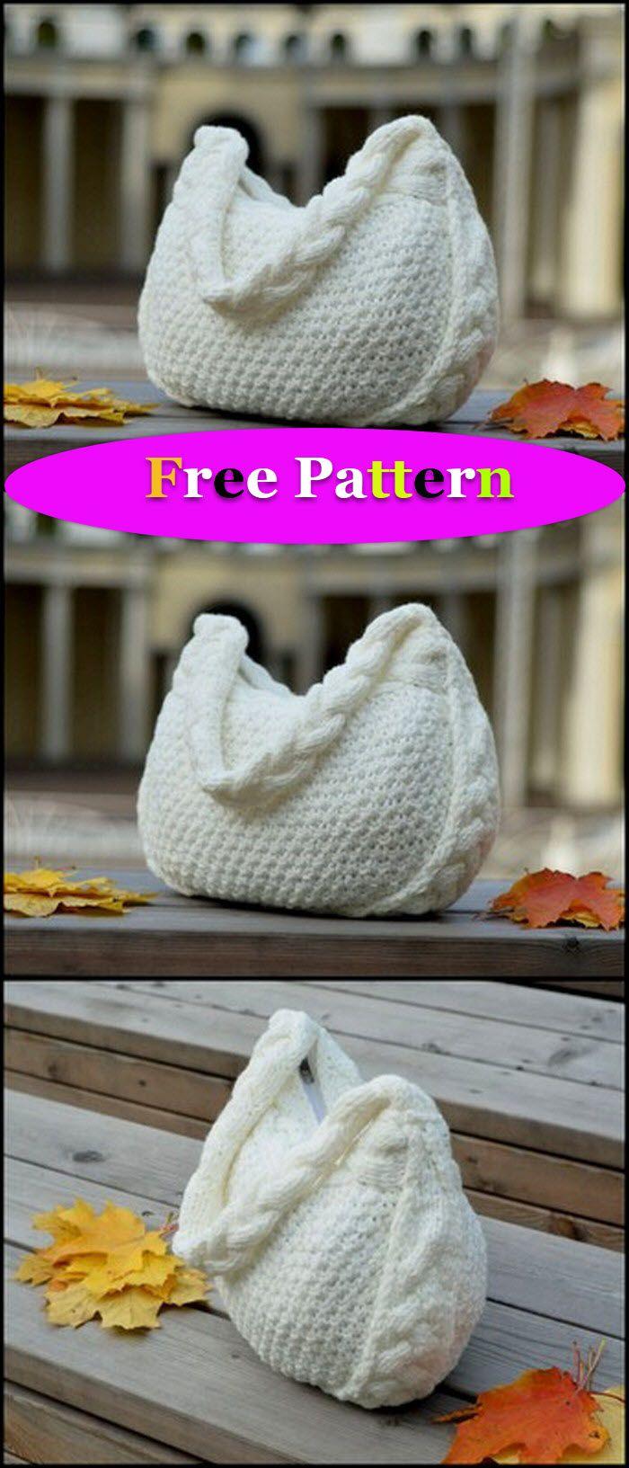 beautiful crochet handbag design – Karola Lehnert