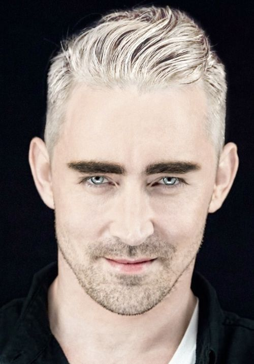 Lee Pace as Sebastién Lezark. Oh my God, this is perfect! Just as I imagined him!