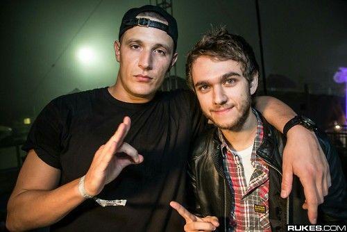 DJ Snake & Zedd
