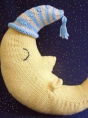 Ravelry: Goodnight Moon pattern by Sara Elizabeth Kellner